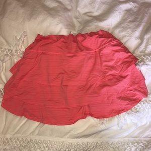 Athleta athletic skirt
